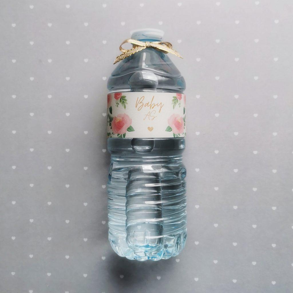 Etiquettes bouteille personnalisées